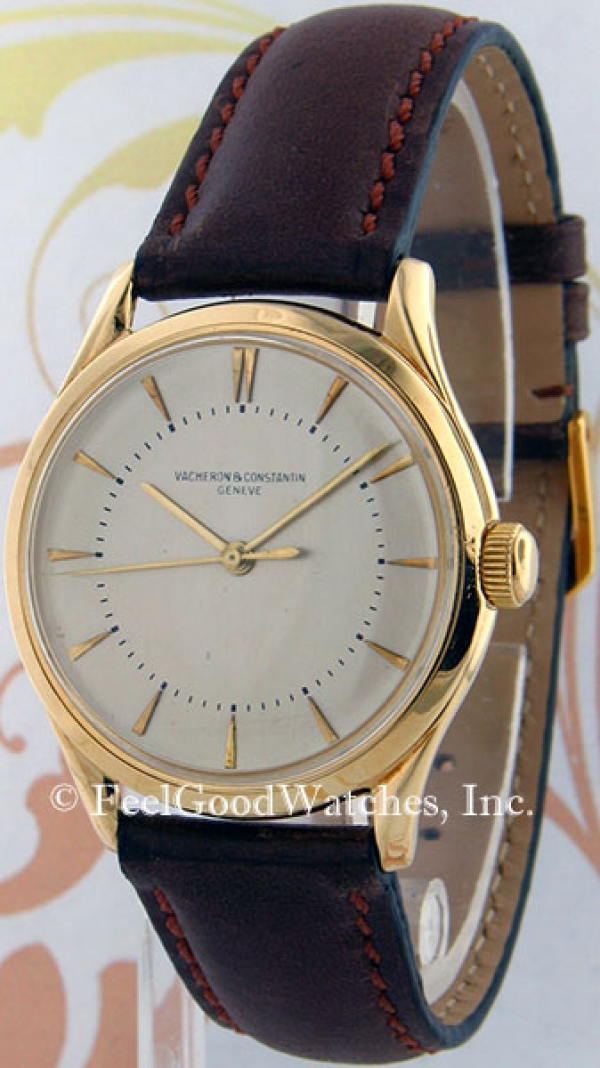 Vacheron Constantin Vintage Automatic, Yellow Gold, ca. 1953