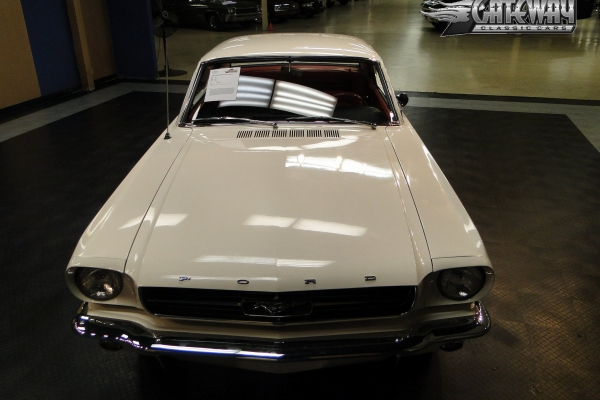 1964 Ford Mustang Pre-Production
