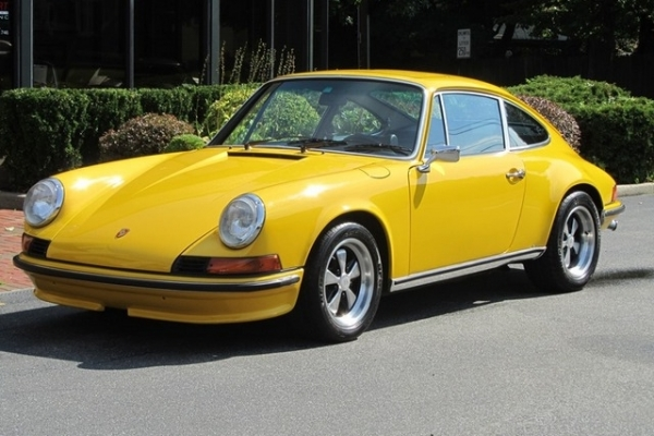 1972 PORSCHE 911S SUNROOF COUPE