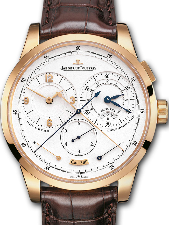 Jaeger-LeCoultre 6012420 Duometre a Chronographe, Red Gold