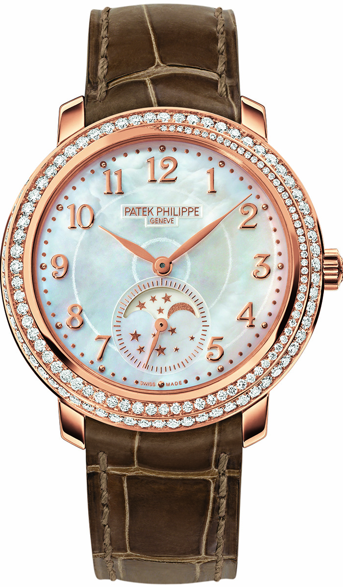 Patek Philippe 4968R Ladies' Complication, Rose Gold