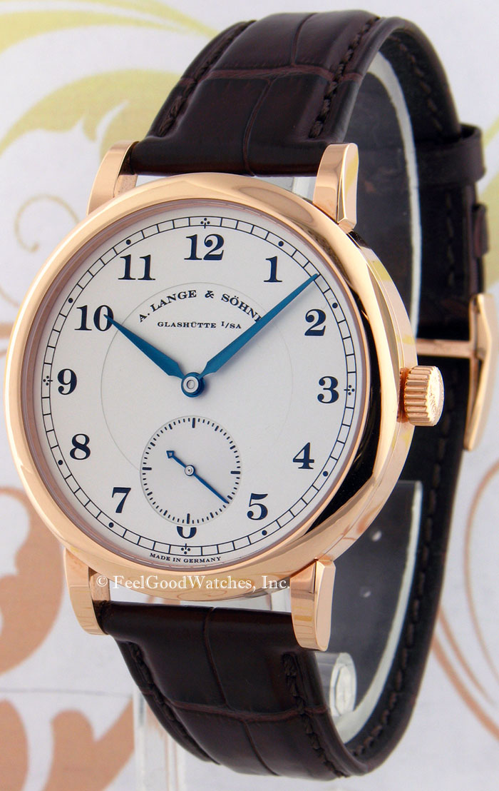A. Lange & Sohne 233.032 1815 40 mm, Red Gold