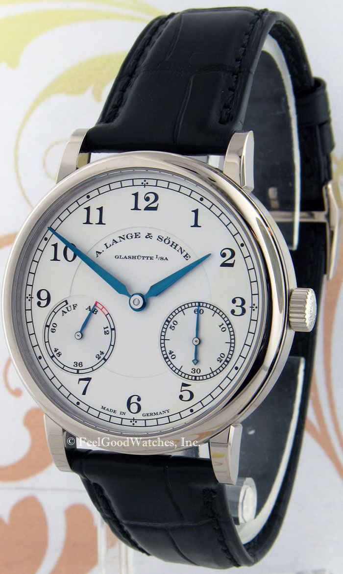 A. Lange & Sohne 234.026 1815 Up & Down in White Gold