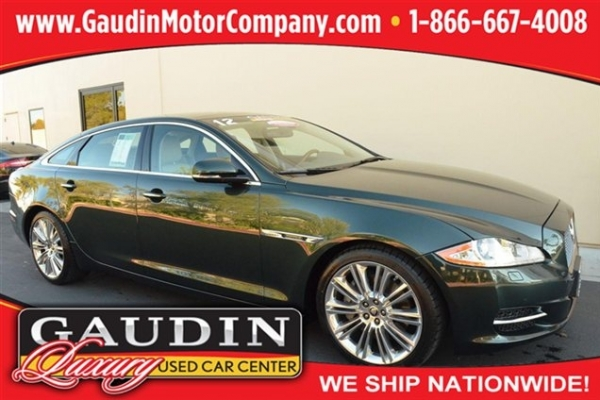2012 jaguar xjl portfolio sedan for sale