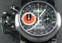 "Graham 2CFBBS B19A T05B Limited Edition Chronofighter ""Stuffy"","
