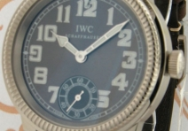 IWC IW325404 Vintage Pilot's Hand-Wound, White Gold