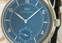 IWC IW544504 Portuguese Vintage Hand Wound, White Gold