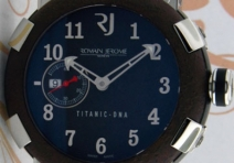 Romain Jerome T.OXY3.11BB.00.BB Titanic DNA, Steel