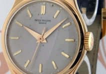 Patek Philippe 2508 Calatrava Anti-Magnetic, Yellow Gold, ca. 1955