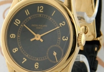 Patek Philippe 5000J Calatrava, Yellow Gold