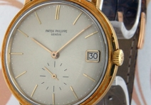 Patek Philippe 3445 Calatrava, Yellow Gold