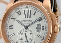 Cartier W7100009 Calibre de Cartier, Rose Gold