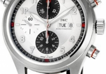 IWC IW371806 Spitfire Double Chronograph, Steel