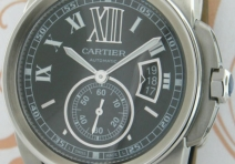 Cartier W7100014 Calibre de Cartier, Steel