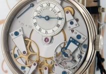 Breguet 7027BB La Tradition, White Gold