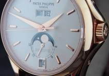 Patek Philippe 5125R Limited Edition Wempe Annual Calendar, Rose Gold