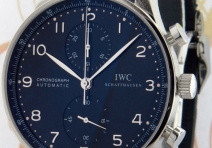 IWC IW371447 Portuguese Chronograph Automatic, Steel