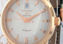Longines L16458754 Conquest Heritage, Rose Gold