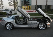 2006 Mercedes-Benz SLR Coupe