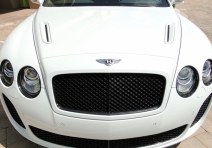 2010 Bentley Continental GT Supersports 2-Door Coupe