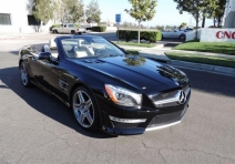 2013 Mercedes-Benz SL63 AMG Convertible