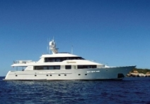 CONSTELLATION 130' Westport Yacht