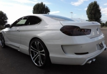 2012 BMW 6 Series 650i Coupe Hamann Body Kit