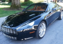 2010 Aston Martin Rapide 4-Door Sports Car