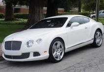2013 Bentley Continental GT Mulliner