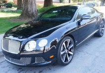 2013 Bentley Continental GT W12 LE MANS EDITION