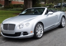 2013 Bentley Continental GTC Carbon Fiber Package(
