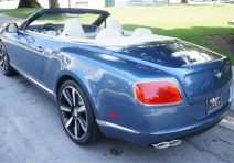 2013 Bentley Continental GTC V8 LE MANS EDITION