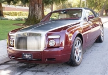 2009 Rolls-Royce Phantom Drophead Coupe