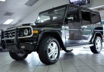 2012 Mercedes-Benz G550 G550 4MATIC