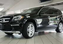 2013 Mercedes-Benz GL550 GL550