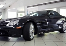 2009 Mercedes-Benz SLR McLaren Base