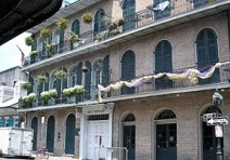 Condo Unit in the French Quarter, New Orleans