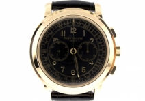 Patek Philippe 5070J Chronograph 18k Yellow Gold - COLLECTIBLE