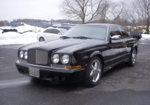 2002 BENTLEY CONTINENTAL T COUPE
