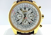 Breitling for Bentley Motors 18k Rose Gold Limited Edition