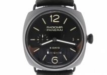Panerai PAM384 Radiomir 8 Days Black Ceramic