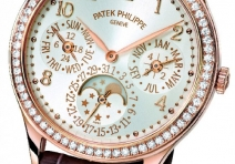 Patek Philippe 7140R Ladies First Perpetual Calendar, Rose Gold.