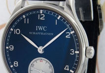 IWC IW545404 Portuguese Hand-Wound, Steel