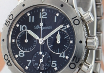 Breguet 4820ST Ladies' Type XX Transatlantique Chronograph, Steel