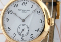 Patek Philippe 3960J Limited Edition Calatrava, Yellow Gold