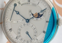 Breguet 7137BB Classique Moon Phase / Power Reserve, White Gold