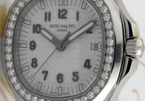 Patek Philippe 5067A Ladies' Aquanaut Luce, Steel & Diamonds