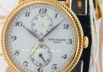 Patek Philippe 5034J Travel Time, Yellow Gold