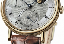 Breguet 7137BA Classique Moonphase Power Reserve, Yellow Gold