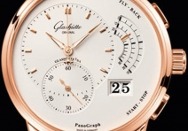 Glashutte Original 61-03-25-15-05 PanoGraph, Red Gold